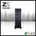 Single 10 Inch Professional Neodymium Line Array Speaker System