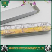Logo-Druck-Zinn-Geschenk-Kasten für Stift