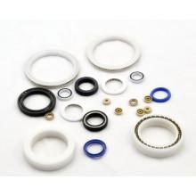 Wear Resistance PTFE Spring Energized Seal