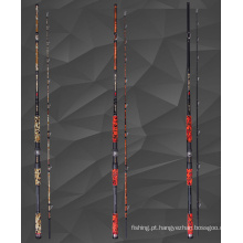 Rod de peixe preto Lure Rod