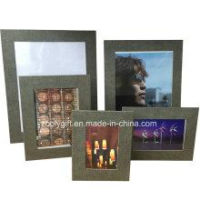 """8,5 x 11 """"con textura de papel de color Marco de fotos"""