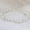 Women′s Fashion Simple 925 Sterling Silver Beadsl Bracelet