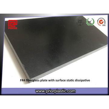 Feuille de résine époxy de matière composite de fibre de verre