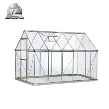 customized durable anodized aluminium profiles greenhouse