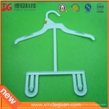 Professional Chiildren Coat Plastic Hanger for Pant