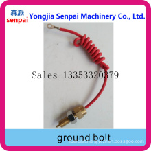 Tank Truck Accessory Ground Bolt