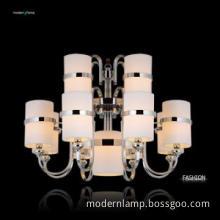 glass lampshade pendant light chandelier