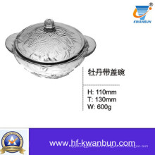 Beautiful Glass Sweetmeat Bowl with Good Price for Kitchen