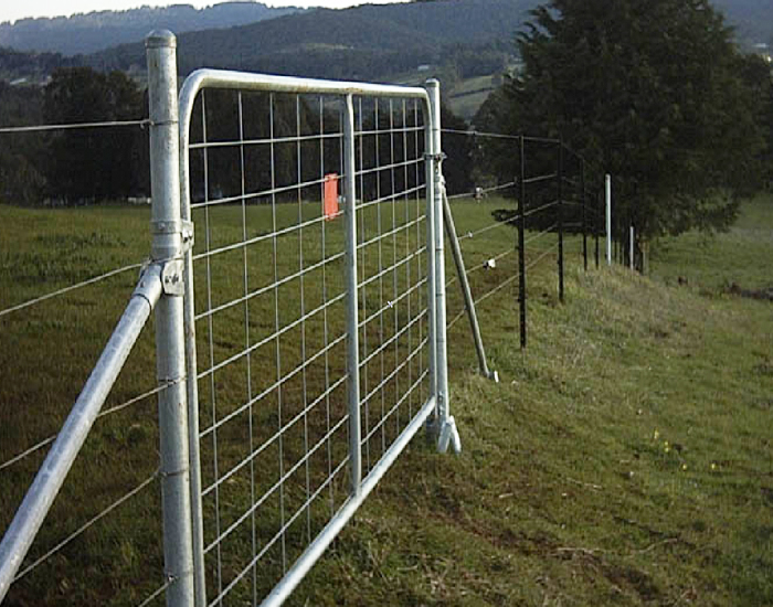 Steel Farm Gate