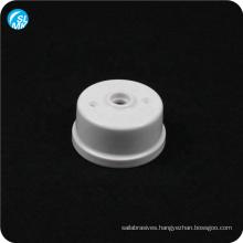 white glazed 95 alumina ceramic wall switch Italian lamp parts