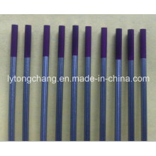 Purple 10PCS Packing Wt30 Thoriated Tungsten Electrodes Dia1/8′′ Ground