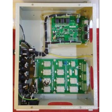 Elevador coche superior, caja de coche superior inspección