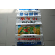 Woven Poly Sack for Fertilizer