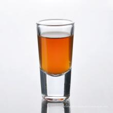 Ventas al por mayor 164ml vaso de vaso de vidrio
