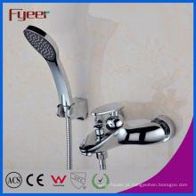 Fyeer Rainfall Banheira e chuveiro misturador com chuveiro de mão