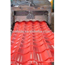 828 Профилегибочная машина для производства глазурованной плитки