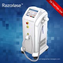 Máquina permanente da remoção do cabelo do laser do diodo da qualidade superior 810nm