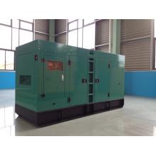 Generador diesel insonoro de 125kVA CUMMINS (GDC125 * S) 50 / 60Hz