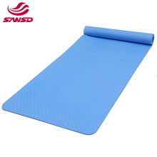 2021 factory direct Gym fitness equipment private label sports eco thick exercise yoga mat