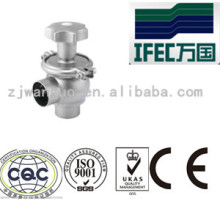 Sanitary Stainless Steel Regulator Valve (IFEC-RV100001)