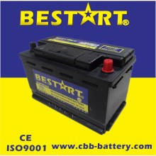 12V80ah Premium Quality Bestart Mf Vehicle Battery DIN 58014-Mf
