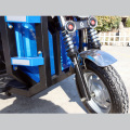 3 wheels electric motorcycle for agriculture using