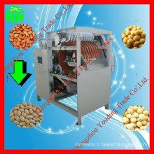 bon marché machine d'épluchage humide d'amande / arachide / fève / soja 0086-15138669026