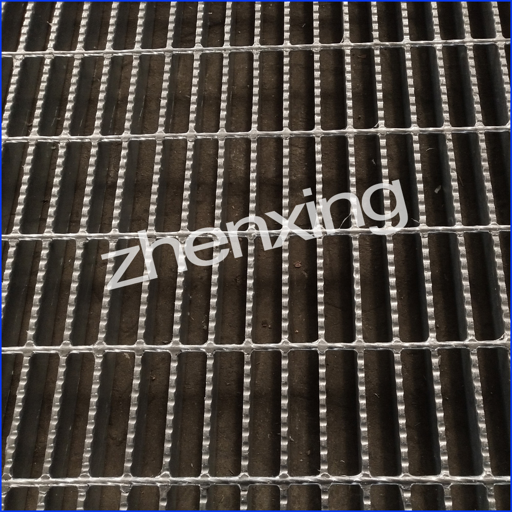Tooth Steel Grating