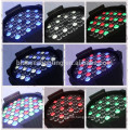 Factory price 54x3w dj light disco light rgbwa led par light