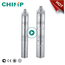 Chimp Qgd Series Single Phase Submersible Electric Engine High Pressure Centrifugal Water Pump