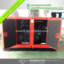 80kw / 100kva gerador diesel alimentado por motor DEUTZ TD226B-6D