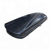 boîte de cargaison de voiture formant le coffre de toit en plastique de voiture