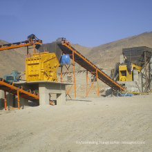 50-800tph Stone Crushing Plant for Aggregate Processing