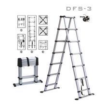 Dff-3 Алюминиевый Telesteps GS Лестница