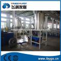 Línea de granulación de PVC por ventilador a betty