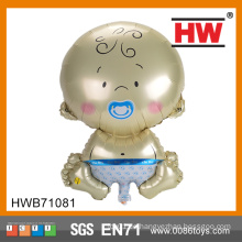 Heißer Verkauf 50PCS / Beutel-Karikatur-Baby-Ballon