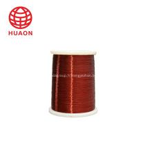 Fil de série en polyester avec fil de cuivre émaillé