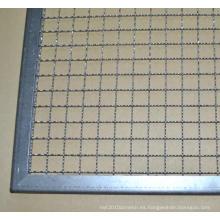 Bandeja de la hornada de la malla del horno de alambre del acero inoxidable de la categoría alimenticia 304