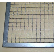 304 en acier inoxydable de qualité alimentaire fil four grille de cuisson