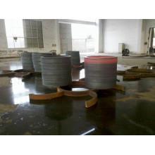 Anéis de suporte para rolamentos / 42CrMo4, Ck45, 1045