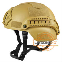 New Style of Ballistic Helmet NIJ IIIA with Night Vision Mounting System