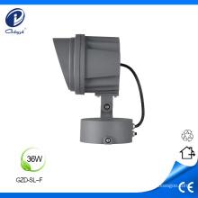 Открытый декоративный 36W RGB светодиодный прожектор