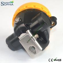 Atex Ce genehmigt 2.2ah Mining Kopf Lampe LED