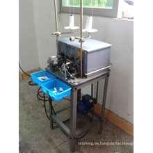 Industrial que acolcha máquina bobinadora de hilo