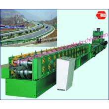 Guard Rail Forming Machine Guard Geländer Formmaschine High-Way Guard Rail Forming Machine Roll Forming Machine