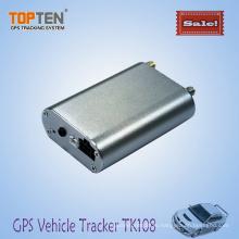 Новый миниый отслежыватель GPS конструкции для автомобиля, Anti следящий прибор высокого напряжения-GPS Tk108 (WL)