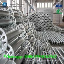 Steel Ringlock System Encofrado Andamio