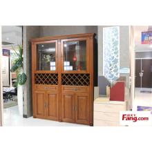 Gabinete de vino de bambú en venta