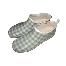 Rubber Ankle Garden Shoes