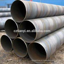 Excelente qualidade astm a53 erw tubo de aço